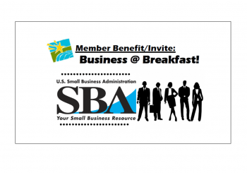 Business @ Breakfast: Getting to Know the SBA