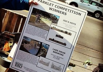 Parklet Winners Announced