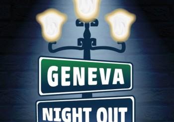 Geneva Night Out:  Seneca Lake Monster Edition