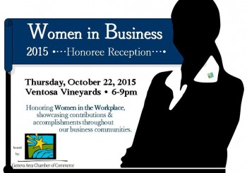 Updates Announced for Chamber's New Women in Business Event