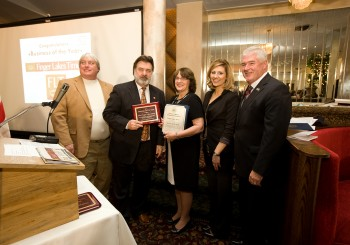 Geneva Chamber Announces Business of the Year, Citizen of the Year