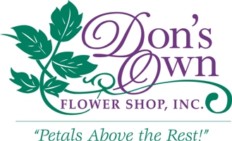 Thank You Don's Own Flower Shop – May BAH Host