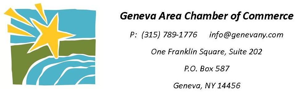 Chamber Logo - Contact Info