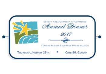 Early Bird Ticket Special ~ 2017 Annual Dinner