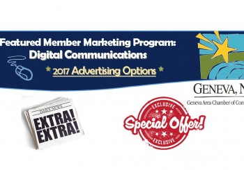Featured Member Marketing Program: Digital Communications