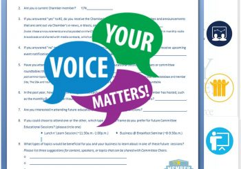 Member Survey: Business & Education Committee