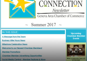The Chamber Connection Newsletter – Summer 2017 Edition