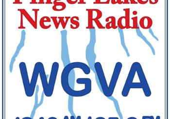 Miranda Odell with Ted Baker on the Finger Lakes Morning News