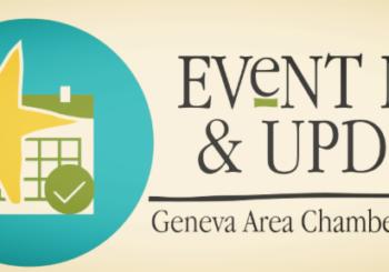 Event News & Updates ~ 10.10.17