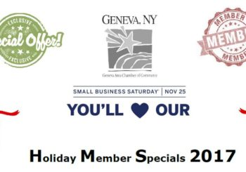 2017 Holiday Member Specials