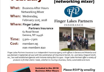 February BAH – Finger Lakes Partners Insurance