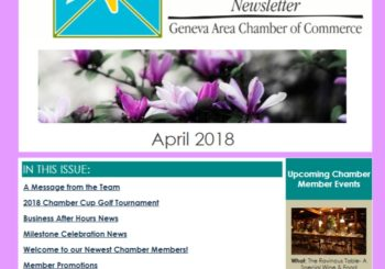The Chamber Connection ~ April 2018