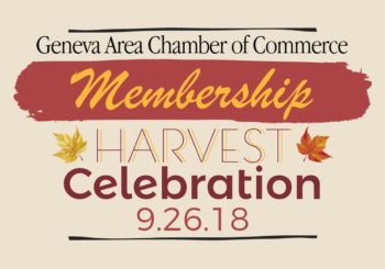 2018 Membership Harvest Celebration Sponsors and Honorees Announced!