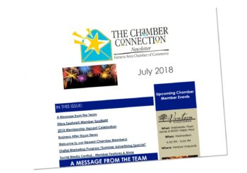 The Chamber Connection ~ July 2018
