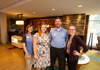 August BAH Recap – Thank you Fairfield Inn & Suites