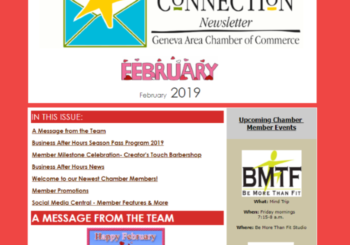 The Chamber Connection~ February 2019