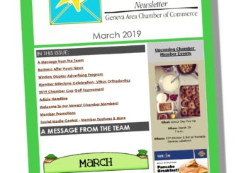 The Chamber Connection ~ March