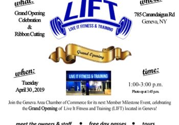 Member Milestone Celebration~ Live It Fitness and Training
