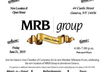 Member Milestone Celebration ~ MRB Group