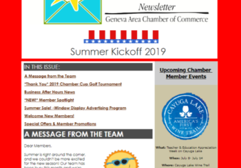 The Chamber Connection ~ The Summer Kickoff