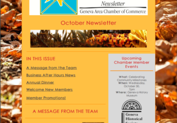 The Chamber Connection – October 2019