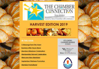 The Chamber Connection – Harvest Edition 2019