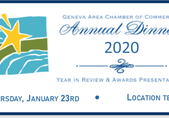 2020 Annual Dinner ~ Request for Proposal & Save the Date!