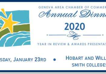 2020 Annual Dinner ~ Location Announced!