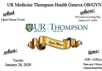 Member Milestone Celebration – UR Medicine Thompson Health