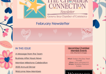 The Chamber Connection Newsletter – February 2020