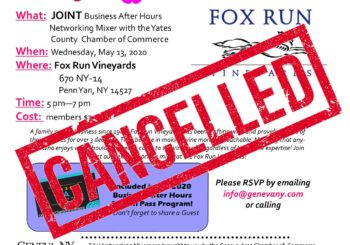 May Business After Hours- Cancelled