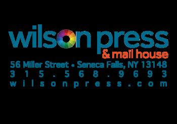 Welcome New Member: Wilson Press!