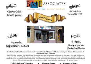 Member Milestone Celebration- BME Associates